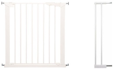 BabyDan Premier Safety Gate + 1 Ext White