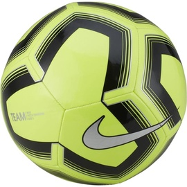 Nike Pitch Training Ball Yellow/Black Size 5