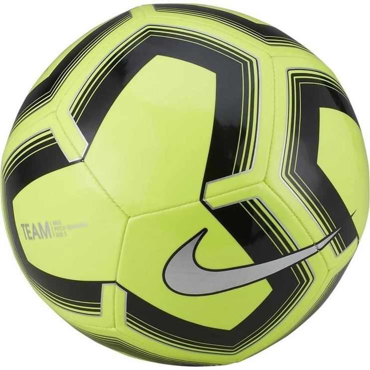 Nike Pitch Training Ball Yellow/Black Size 5