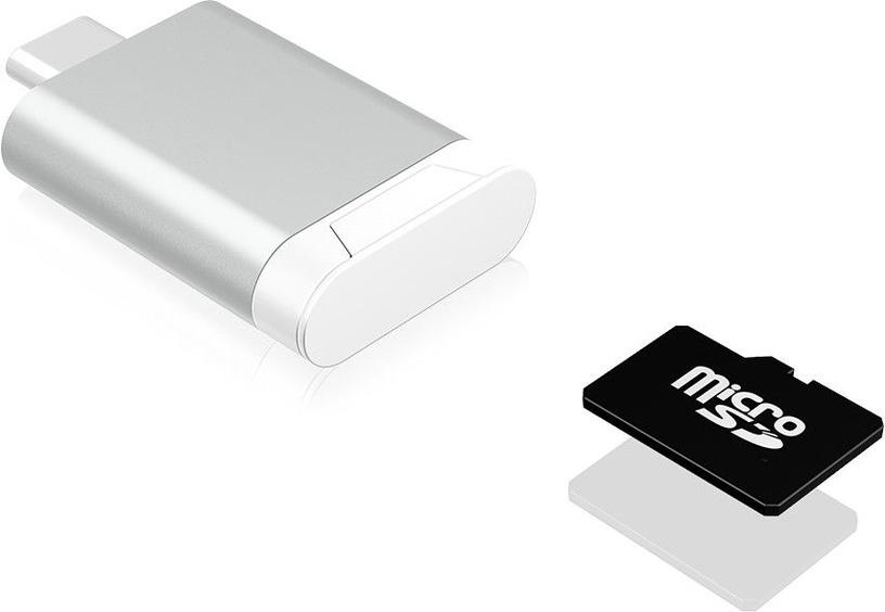 ICY BOX External Card Reader USB 3.0 Type-C