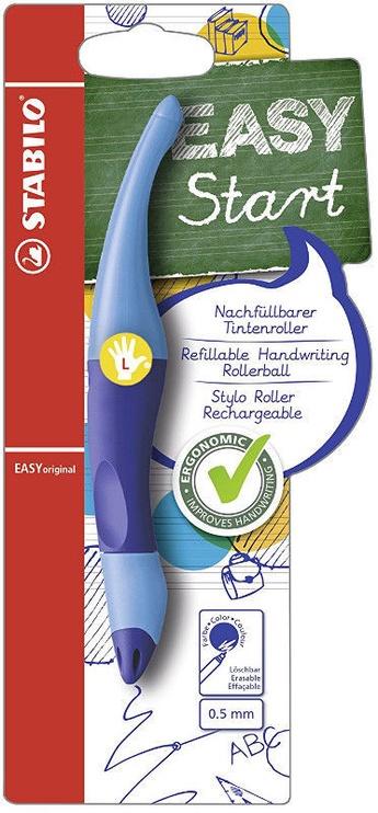 Stabilo Easy Original Left Handed Pen Blue