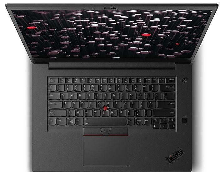 Lenovo ThinkPad P1 Black 20MD0004MH