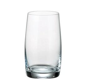 Stiklinių komplektas Bohemia Royal Crystal Pavo, 380 ml, 6 vnt