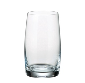 GLĀZE KOMPL. 25015/380 PAVO 380ML 6GAB (BOHEMIA ROYAL CRYSTAL)