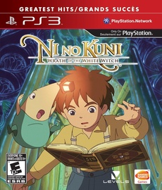 Игра для PlayStation 3 (PS3) Ni No Kuni: Wrath Of The White Witch PS3