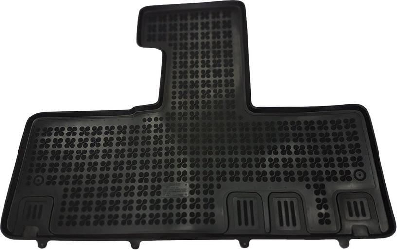 Резиновый автомобильный коврик REZAW-PLAST Peugeot Traveller 2016 Middle, 1 шт.