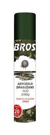 Aerosols pret ērcēm Bros, 90ml