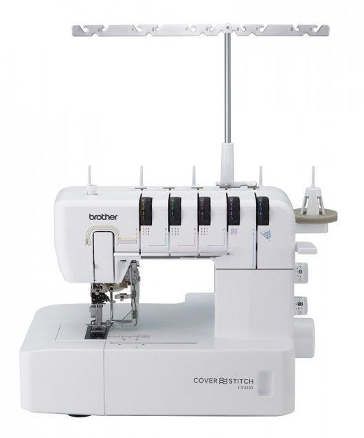 Brother CV3550 Sewing Machine White