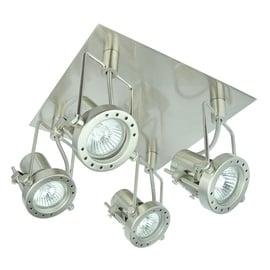 Griestu lampa EasyLink GU1038A-4R 4x50W GU10