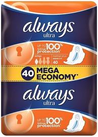 Always Ultra Normal Plus Pads 40pcs