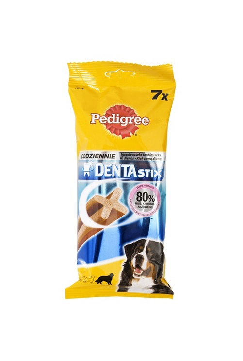 Skanėstas šunims Pedigree Dentastix, 100 gr