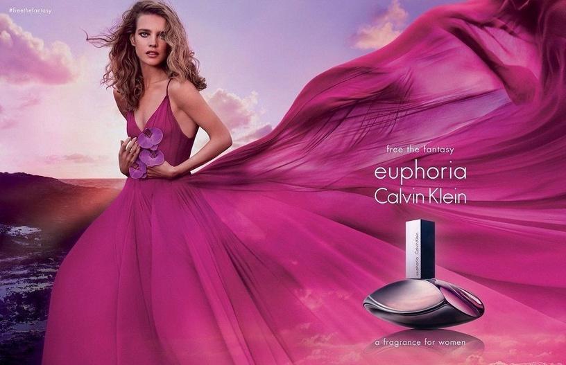 Набор для женщин Calvin Klein Euphoria 100 ml EDP + 200 ml Body Lotion + 10 ml EDP New Design