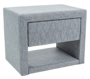 Signal Meble Azurro Nightstand Gray