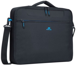 "Rivacase Notebook Bag Clamshell 16"" Black"