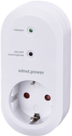 Ednet Power Indoor Smart Plug