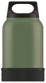 Sigg Hot & Cold Food Jar With Bowl Leaf Green 500ml