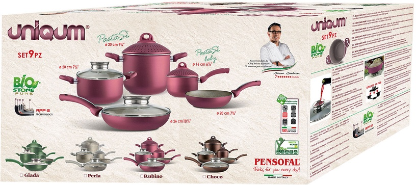Pensofal Uniqum Perla Set 9Pcs 5117