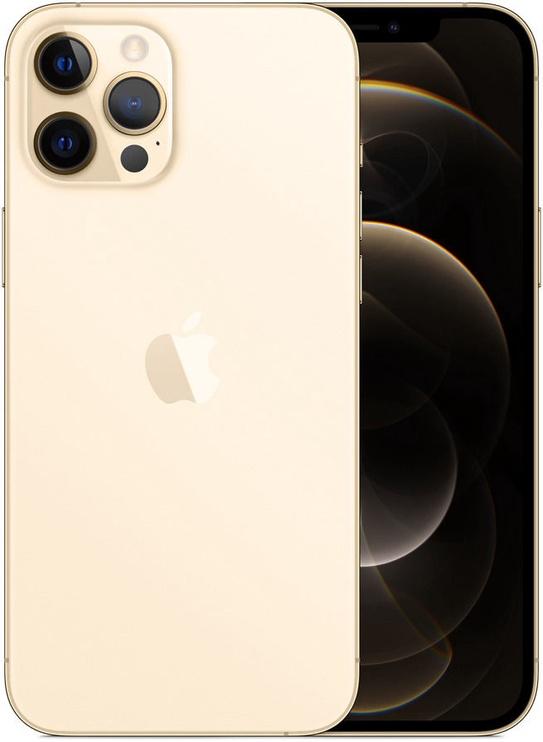 Mobilusis telefonas Apple iPhone 12 Pro Max Gold, 512 GB