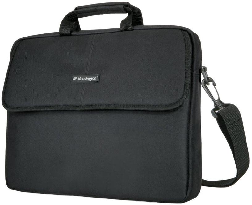 Сумка для ноутбука Kensington, черный, 17″