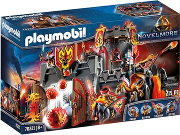 Playmobil Novelmore Burnham Raiders Fortress 70221