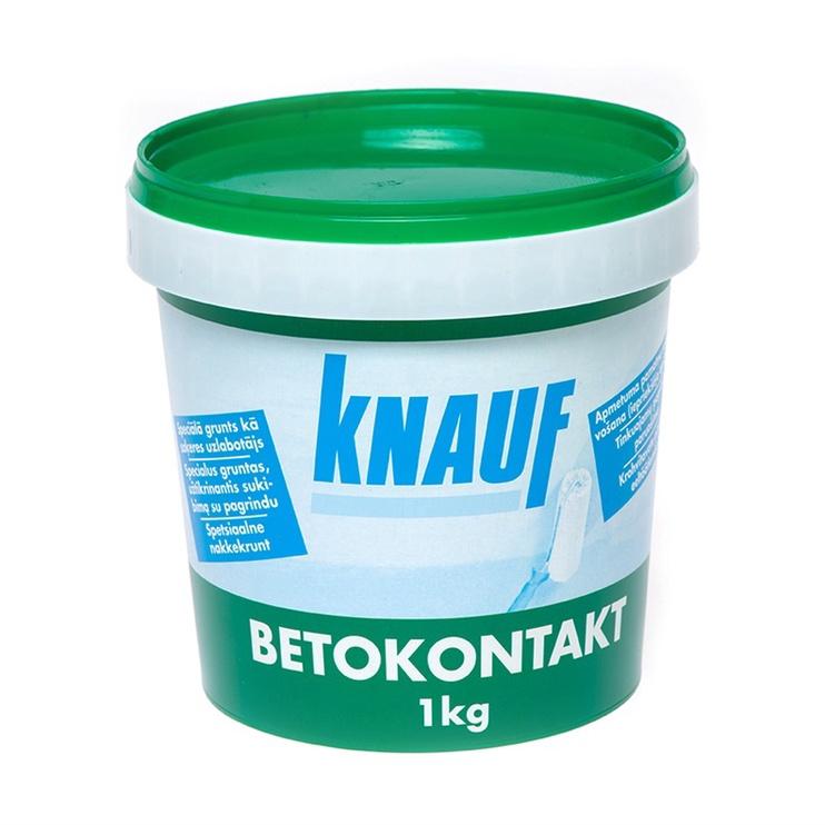 Gruntas Knauf Betokontakt 12-288, 1 kg