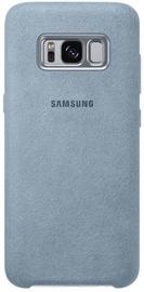 Samsung Alcantara Back Cover For Samsung Galaxy S8 Mint