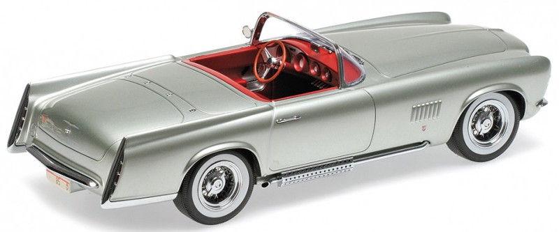 Minichamps Chrysler GHIA Falcon 1955 Light Green Metallic