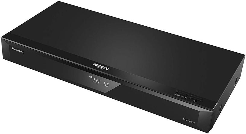 Panasonic DMR-UBC70 Black