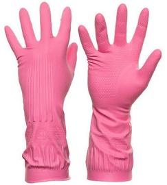 DD Rubber Gloves Pink M