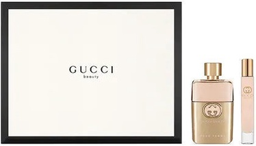 Gucci Guilty Pour Femme 50ml EDP + 7.4ml EDP Rollerball