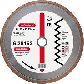 Metabo TP 125x22.23mm Tile Diamond Disc