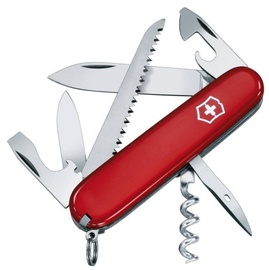 Victorinox Camper Red 9.1cm Blister