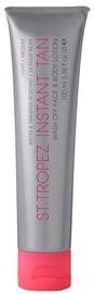 St. Tropez One Night Only Instant Tan Wash Off Face & Body Lotion 100ml Light / Medium
