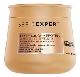 L`Oréal Professionnel Absolut Repair Gold Quinoa + Protein Mask 250ml