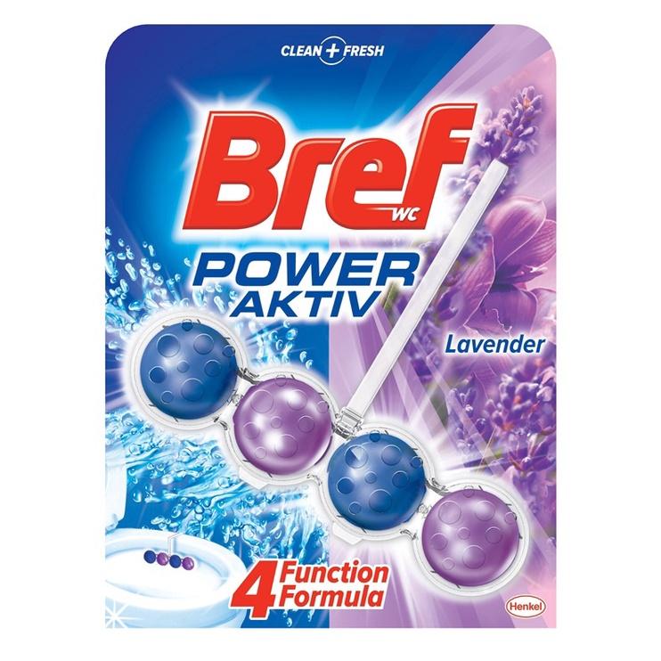 Bref Lavander Power Active 50g