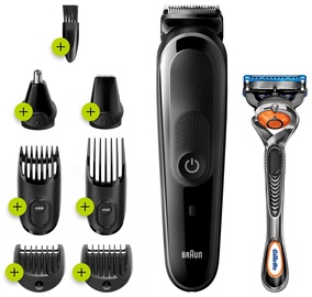 Braun MGK5260 Hair Trimmer Black