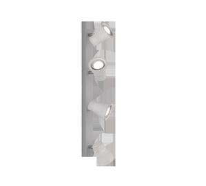 Lubinis šviestuvas Reality Antony R80044078, 4x3W, G10
