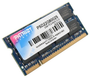 Patriot 2GB 800MHz DDR2 SODIMM PSD22G8002S