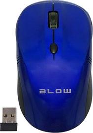 Компьютерная мышь Blow MB-10 Blue, беспроводная, оптическая