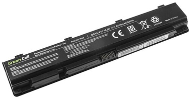 Green Cell Laptop Battery For Toshiba Qosmio X70 4400mAh