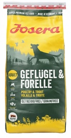 Josera Adult Dogs Poultry&Trout 15kg