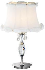 Candellux Safona Table Lamp 60W E27 White