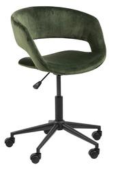 Biroja krēsls Home4you Grace Green