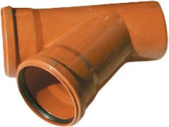 OEM 20360 Sewer Pipe 2-Way Connector 45° 200/110mm