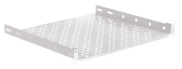 Netrack Equipment Shelf 19'' 1U/400mm Grey