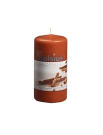 Aromatinė žvakė Bolsius, 6 x 12 cm, 33 val.