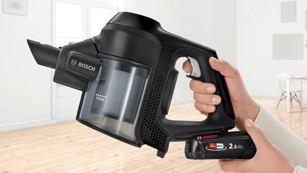 Пылесосы - швабры Bosch BBS611BSC, 2500 мАч