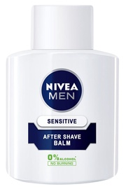 Pēcskūšanās balzams Nivea Men Sensitive, 100 ml