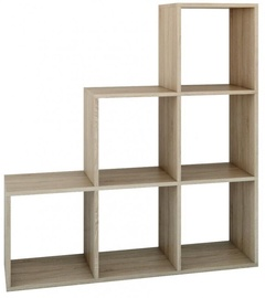 Top E Shop Shelf Unit Step RS-30 Sonoma