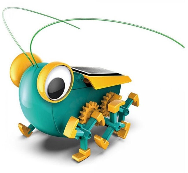 Игрушечный робот Detective Bugsee